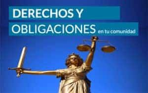 Comunidad de propietarios derechos y obligaciones